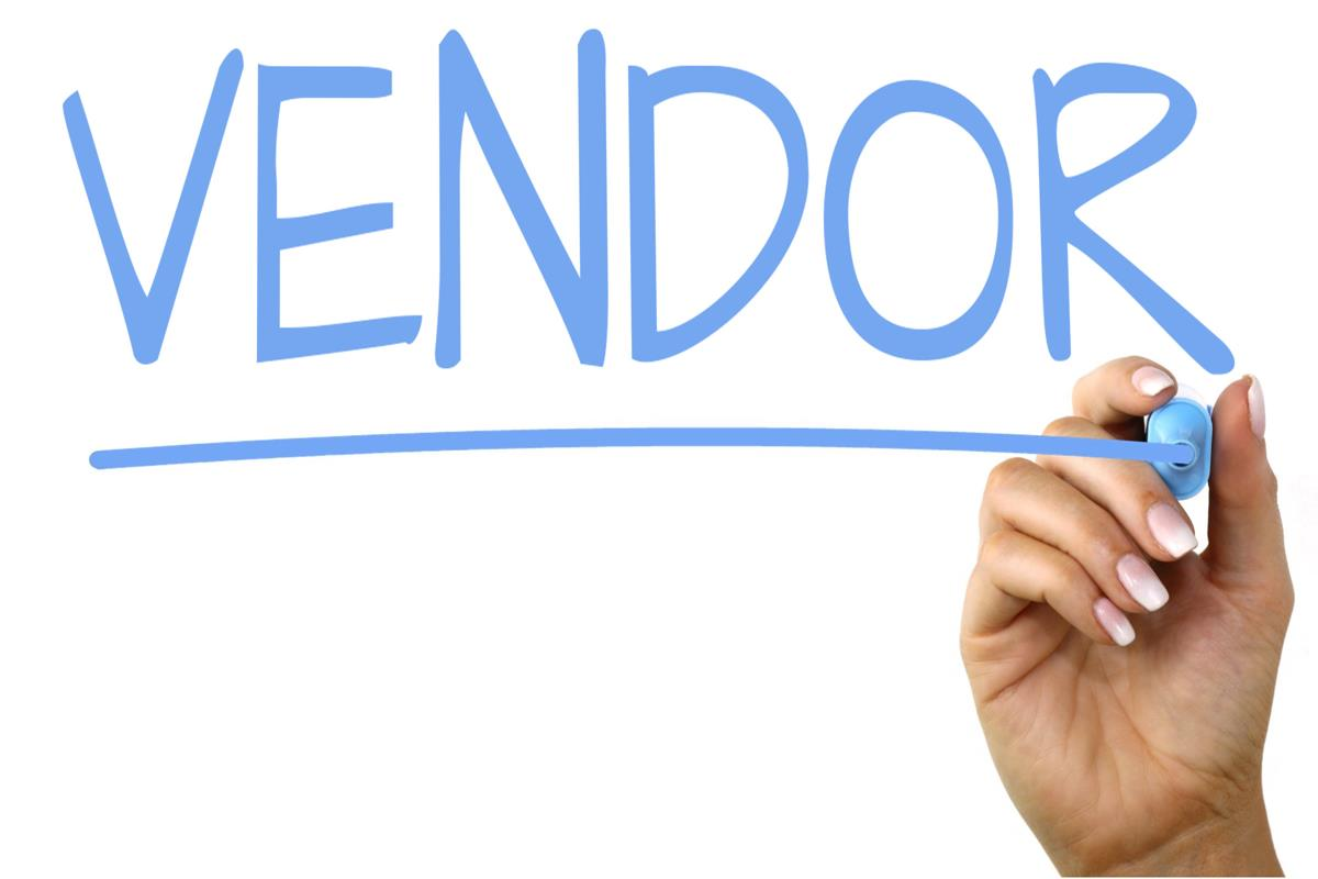 add a vendor in quickbooks