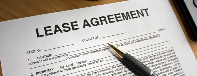 ordinary lease agreement